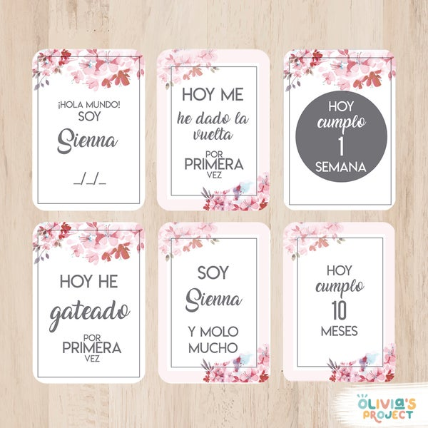 Image of Baby Cards Modelo Sienna