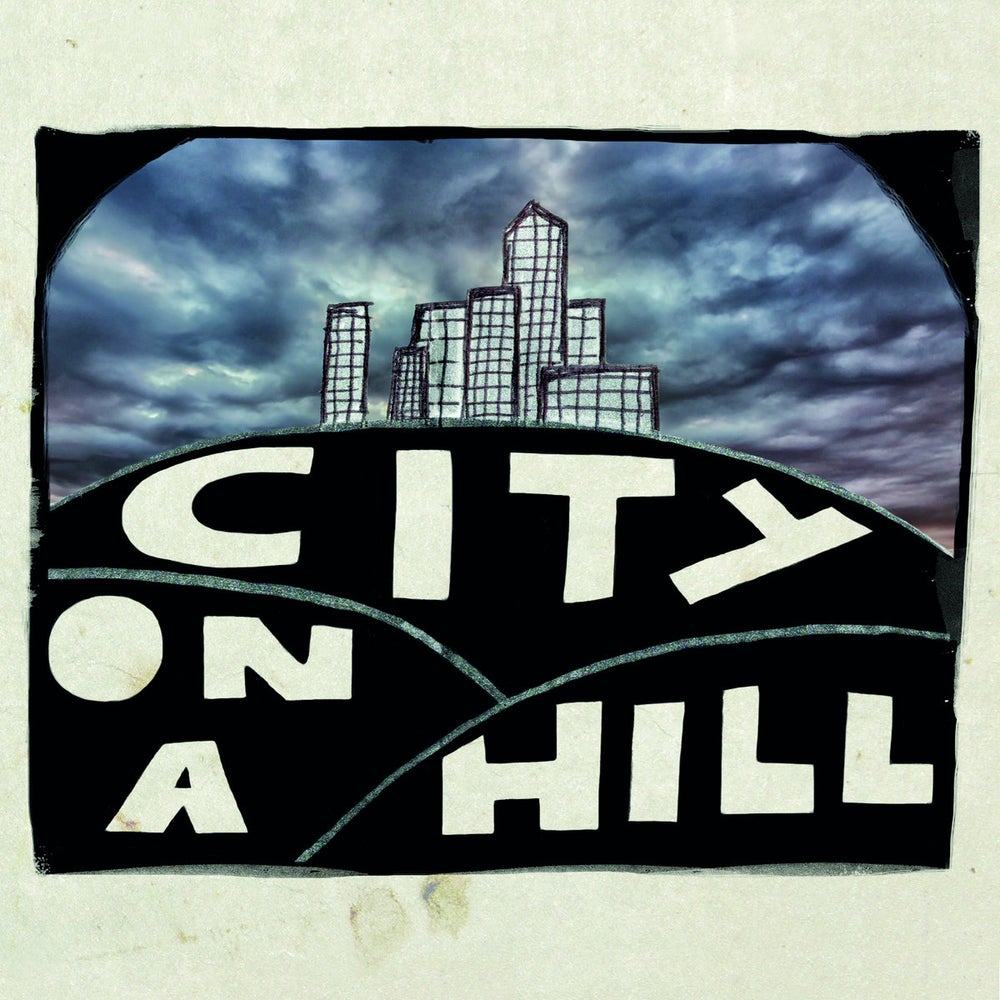 Alf Hale - City on a Hill CD