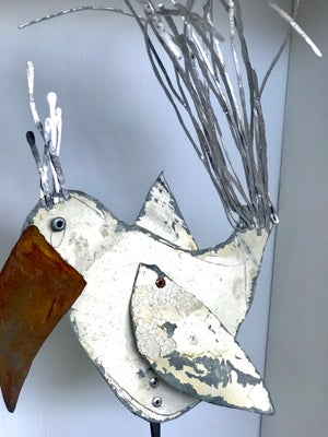 Image of Little Bird Sculpture # 1