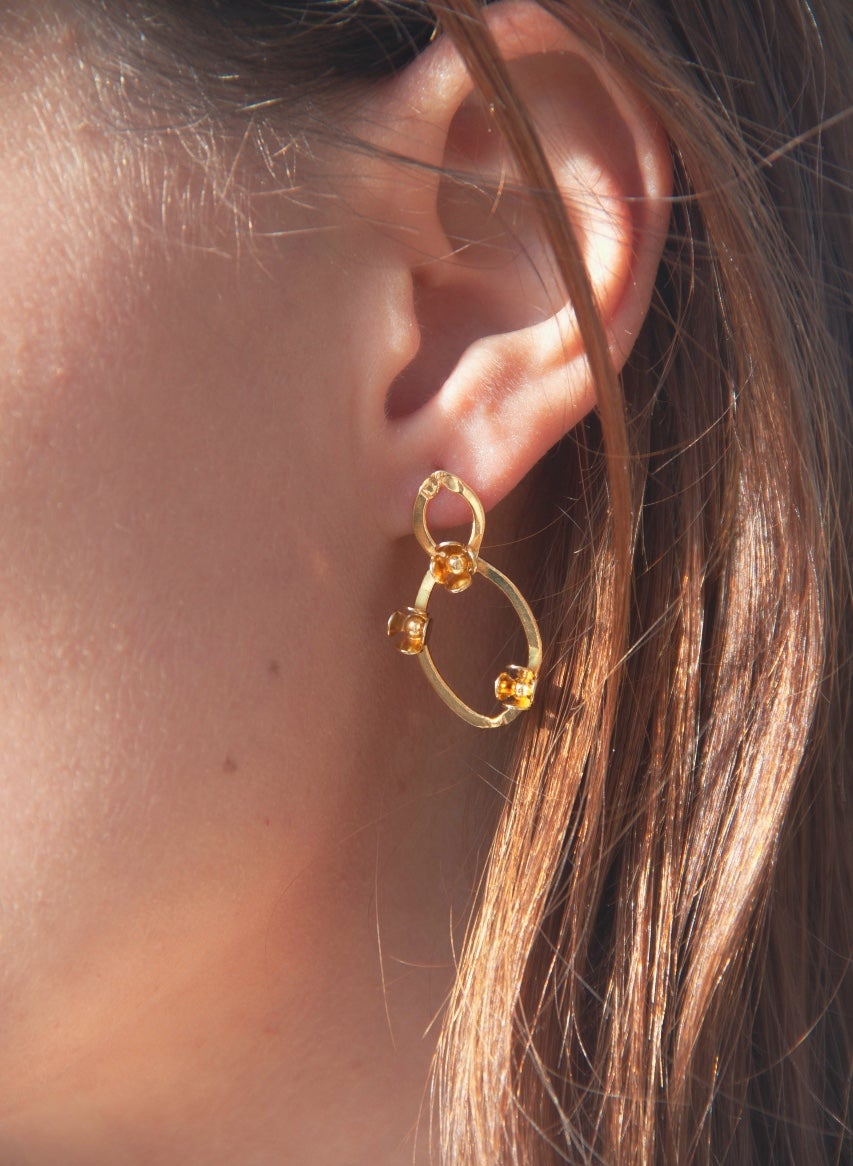 Image of Boucles d'oreilles Aly