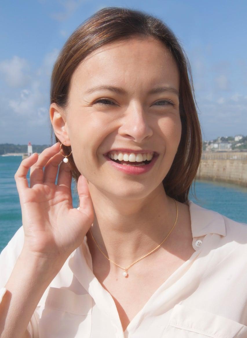 Image of Boucles d'oreilles Paula