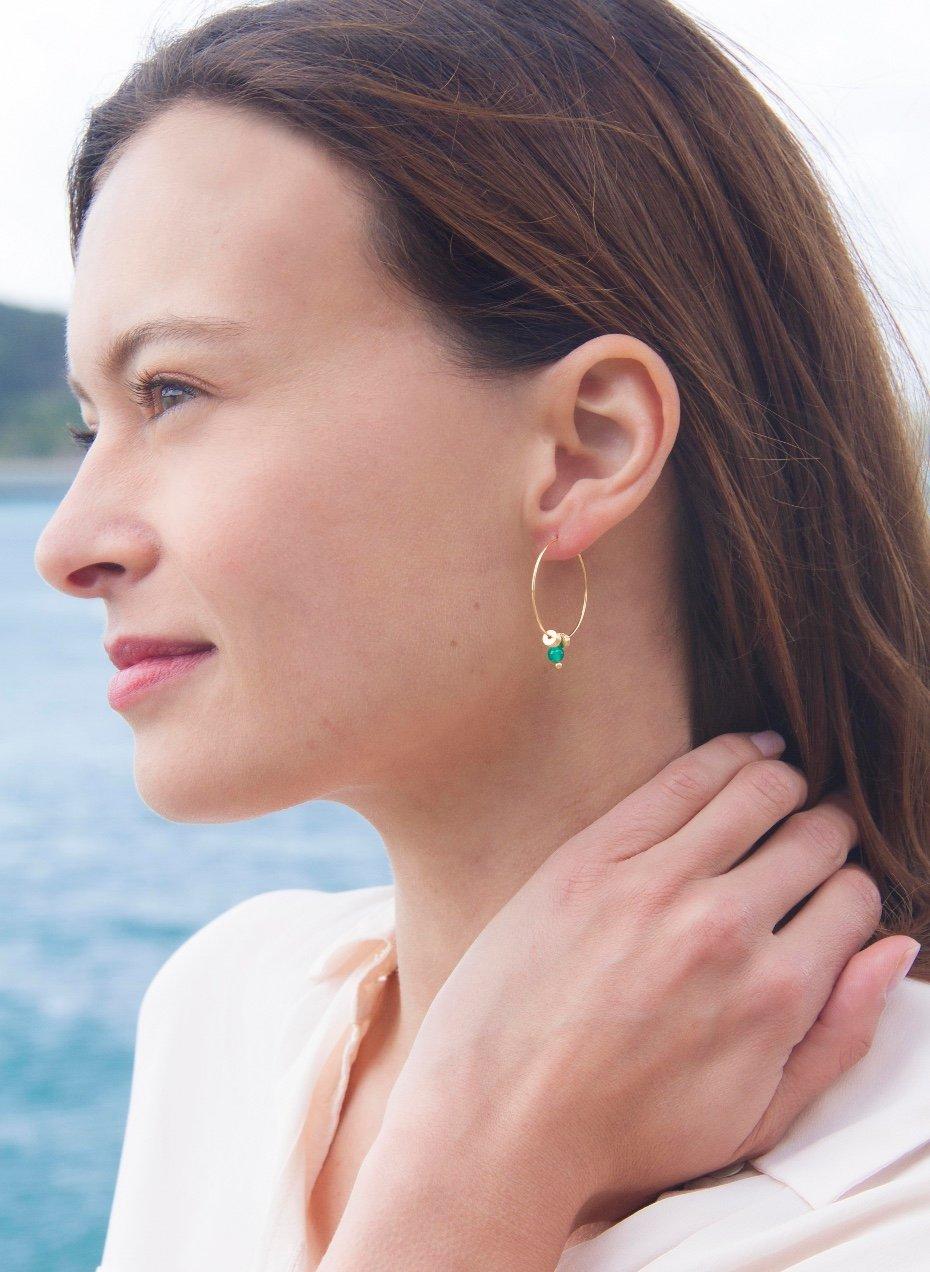 Image of Boucles d'oreilles Jana