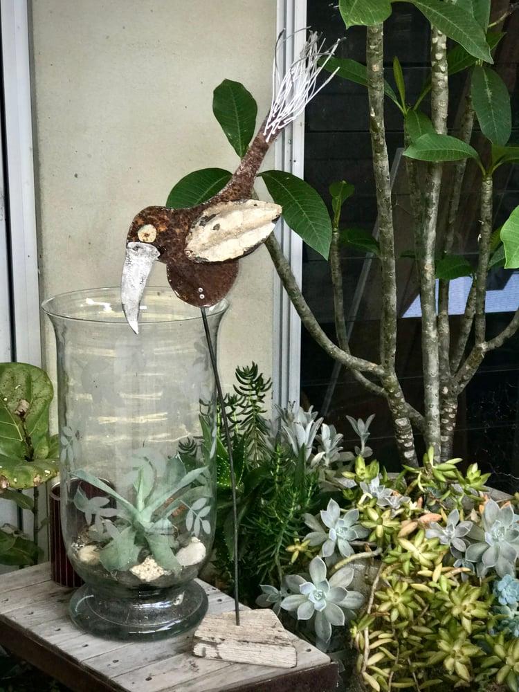 Image of Little Bird Sculpture # 7