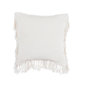 Image of CROCHET CUSHION TASSEL