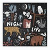 Wee Gallery Night Life Floor Jigsaw Puzzle