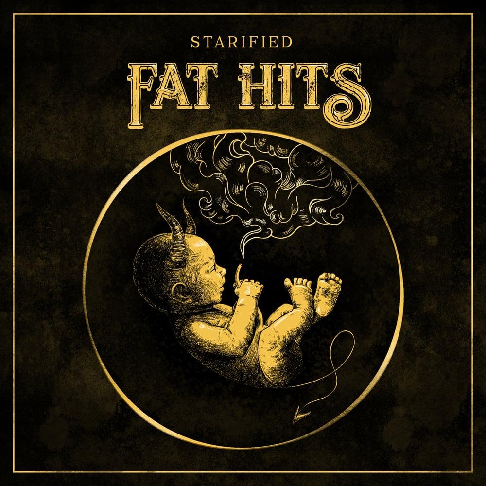 Image of Starified - Fat Hits Limited Digipak CD