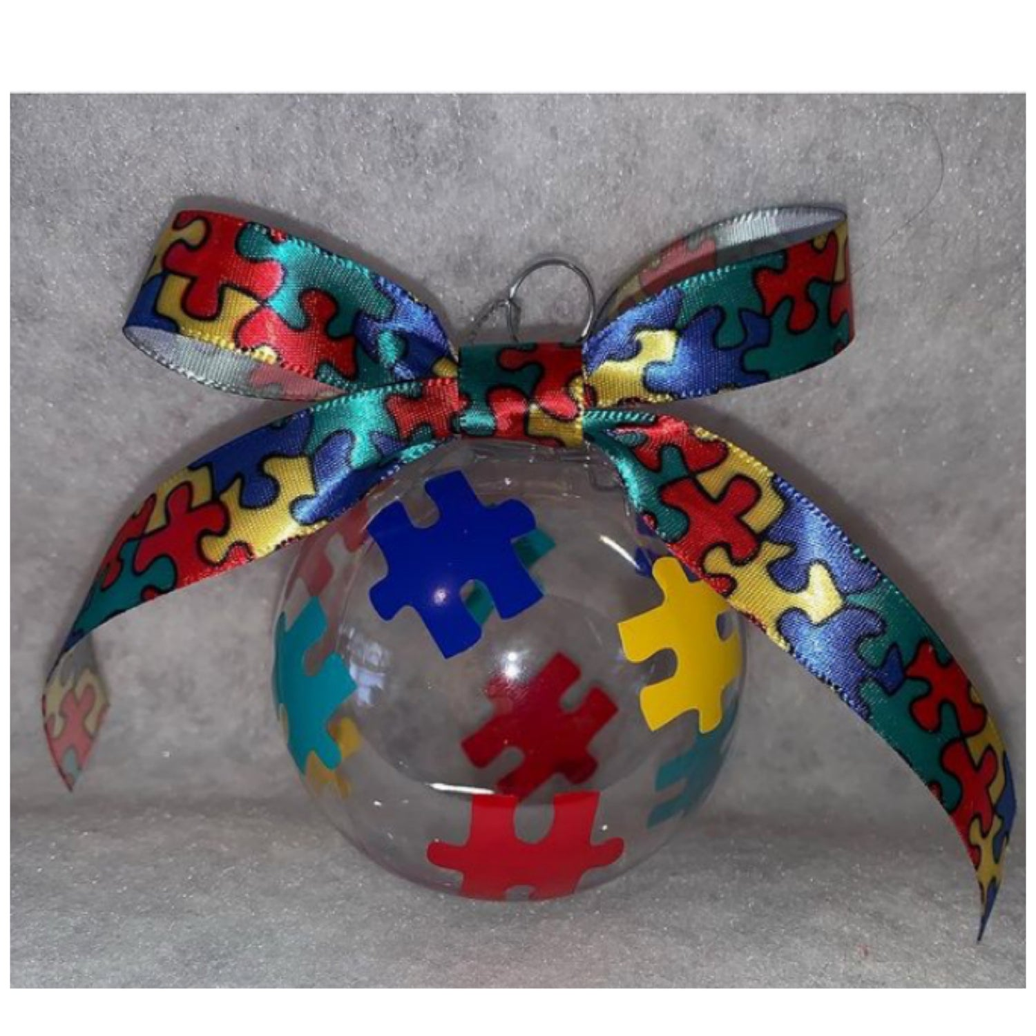 Image of The Autism Awareness Ornament