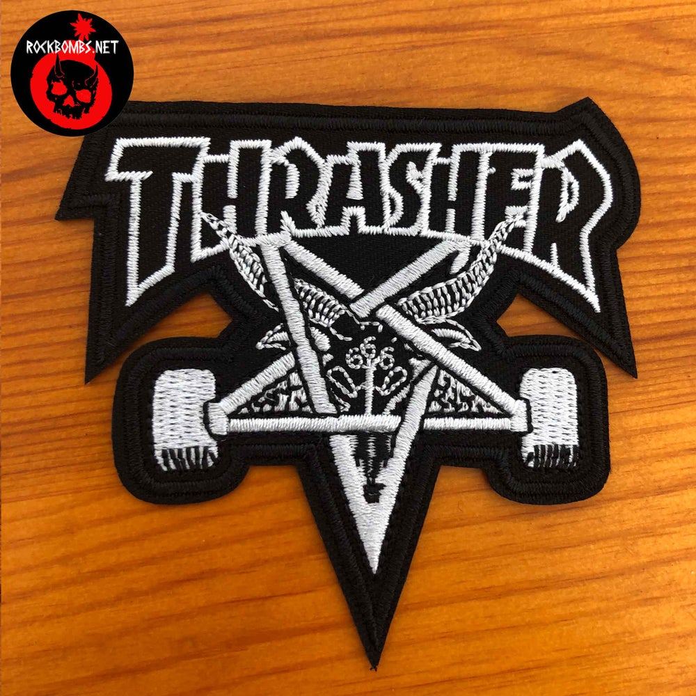 PATCH THRASHER