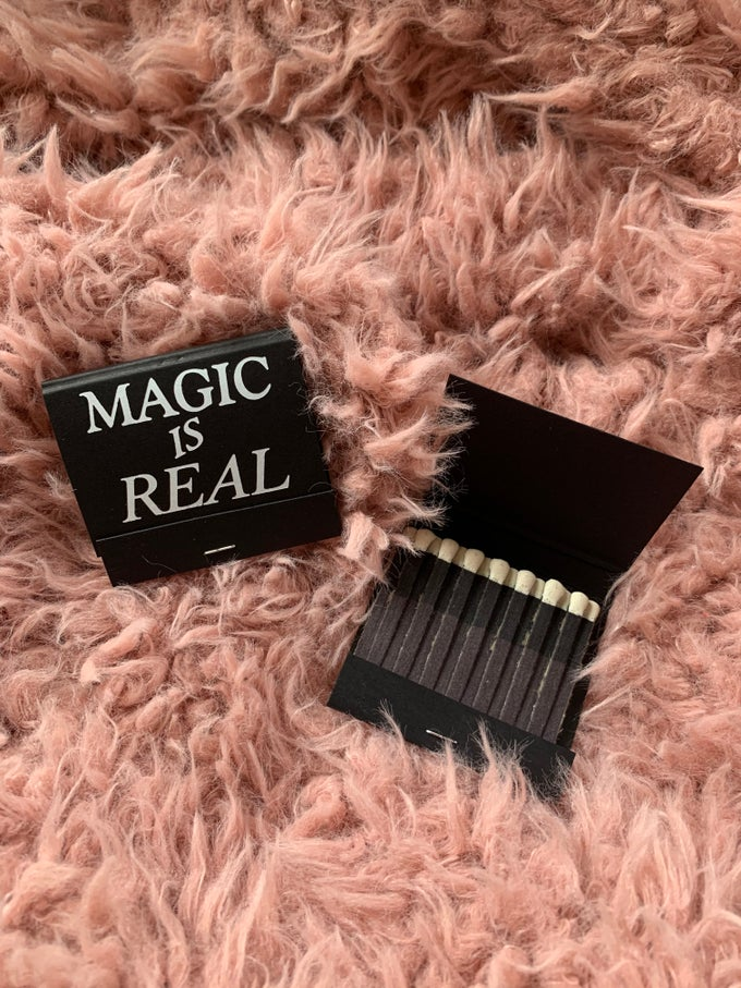 Image of MAGIC IS REAL MATCHES