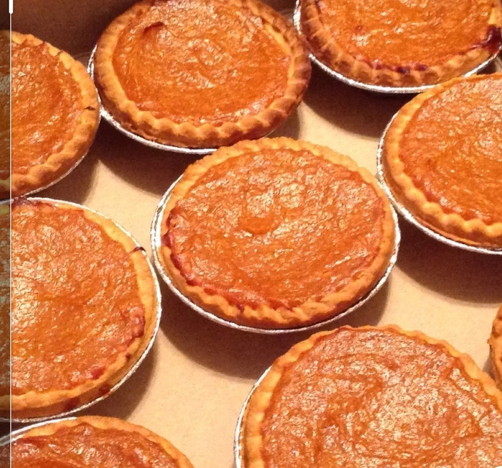 Image of Stellar Professionals Sweet Potato Pies
