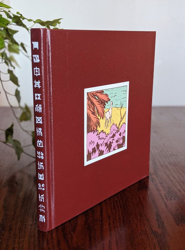 Image of Anasazi - Hardcover Graphic Novel