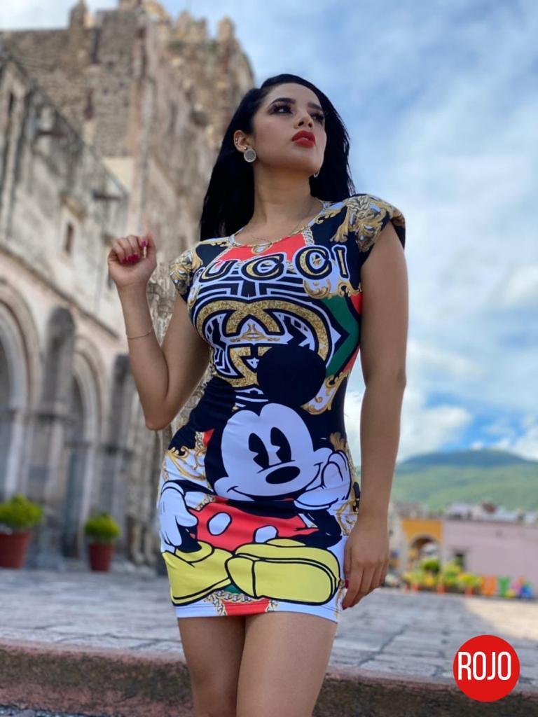 Image of Dress- (Vestido) Moly