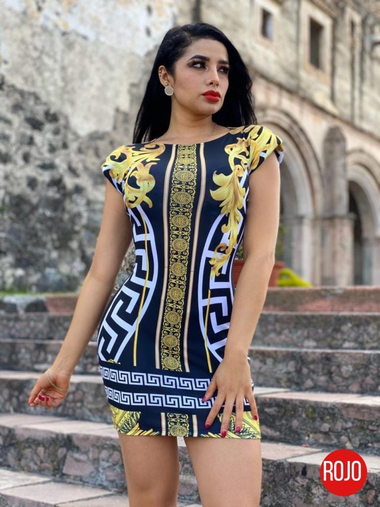 Image of Dress- (Vestido) Dayana