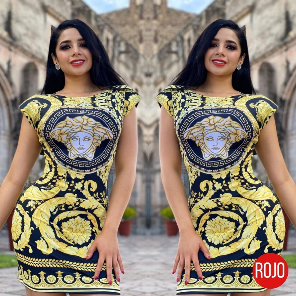 Image of Dress- (Vestido) Milye
