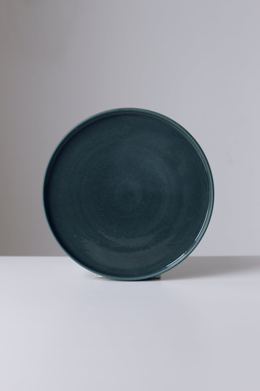 Image of Teal Serving Tray