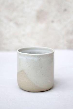 Image of Tasse blanche (sur commande) - White cup (pre-order)