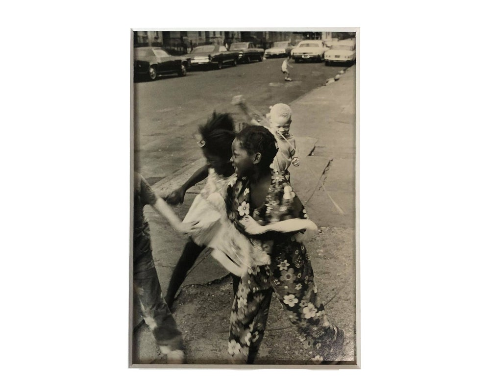 Image of Children Playing NYC