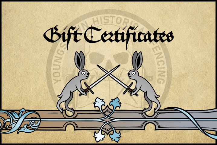 YHF 4 Session Gift Certificate