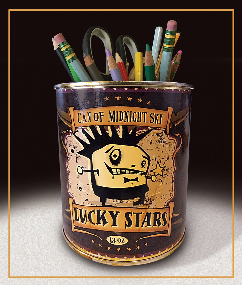 Image of Can of One Million Uses / Can of Lucky Stars