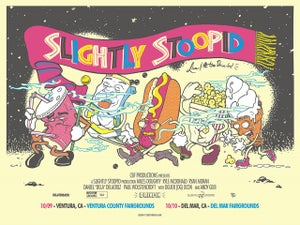 Image of Slightly Stoopid at the Drive-In 2020