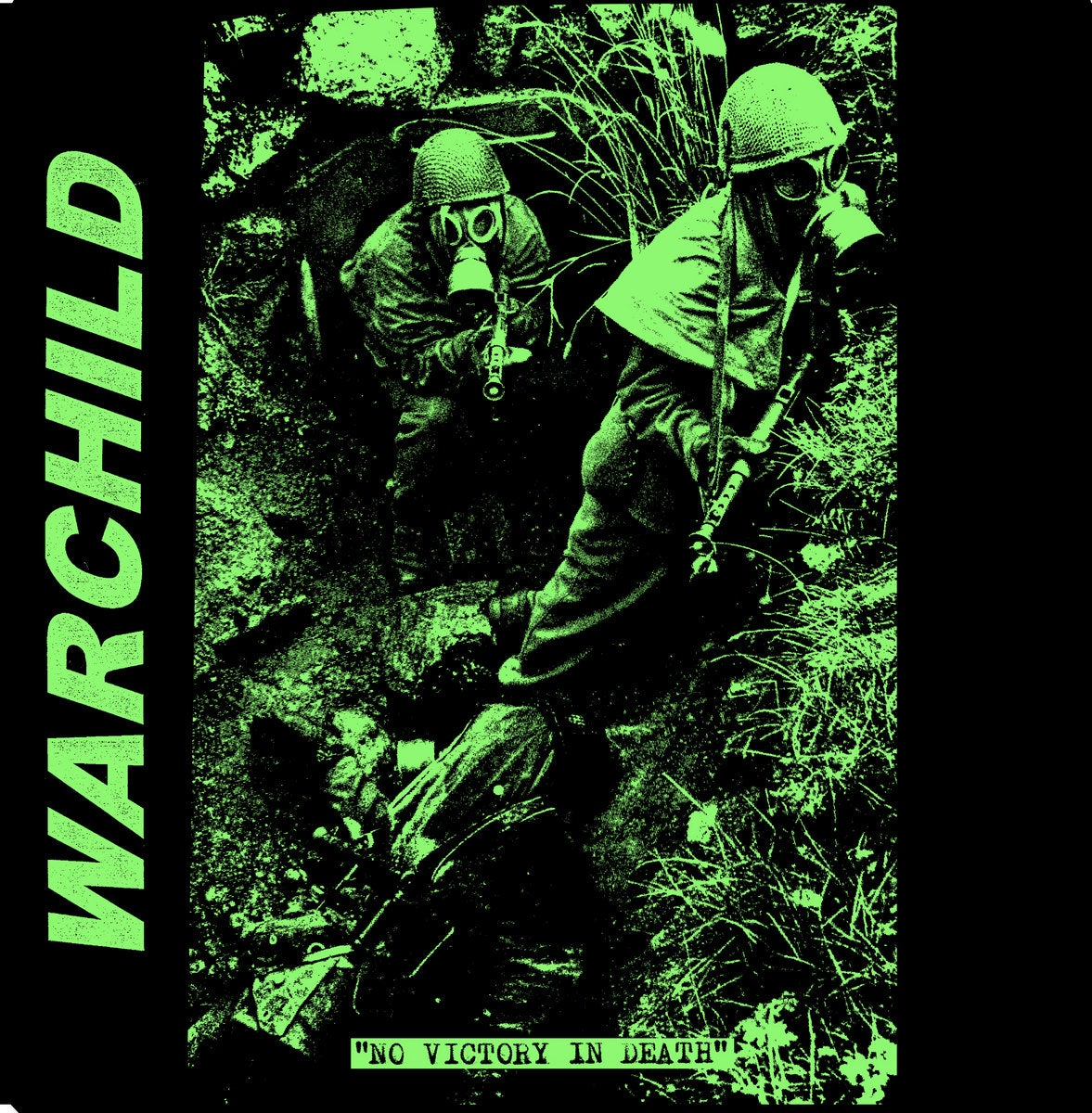 """Image of WARCHILD - No Victory In Death 7"""""""