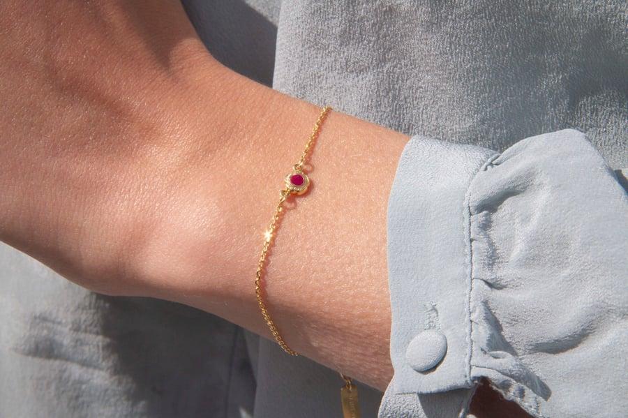 Image of Bracelet Capucine