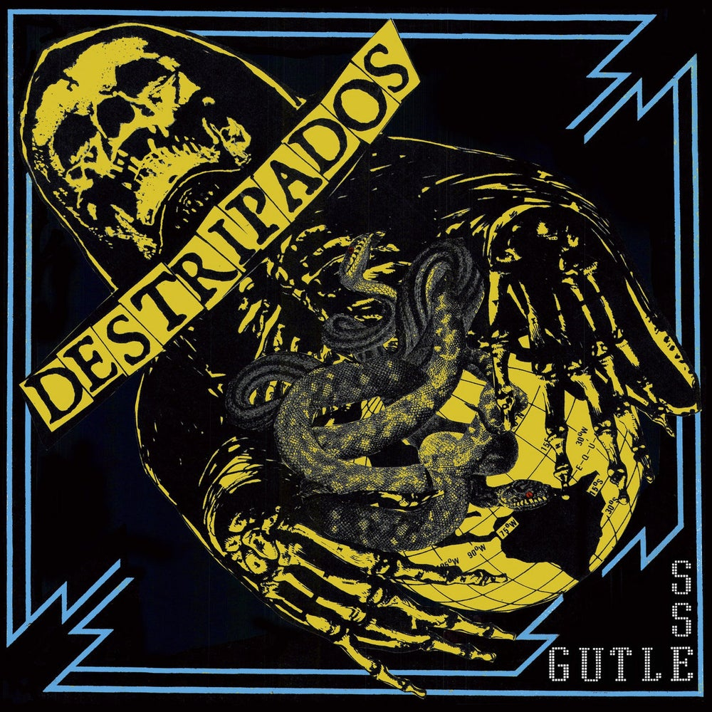 Image of DESTRIPADOS - Gutless LP