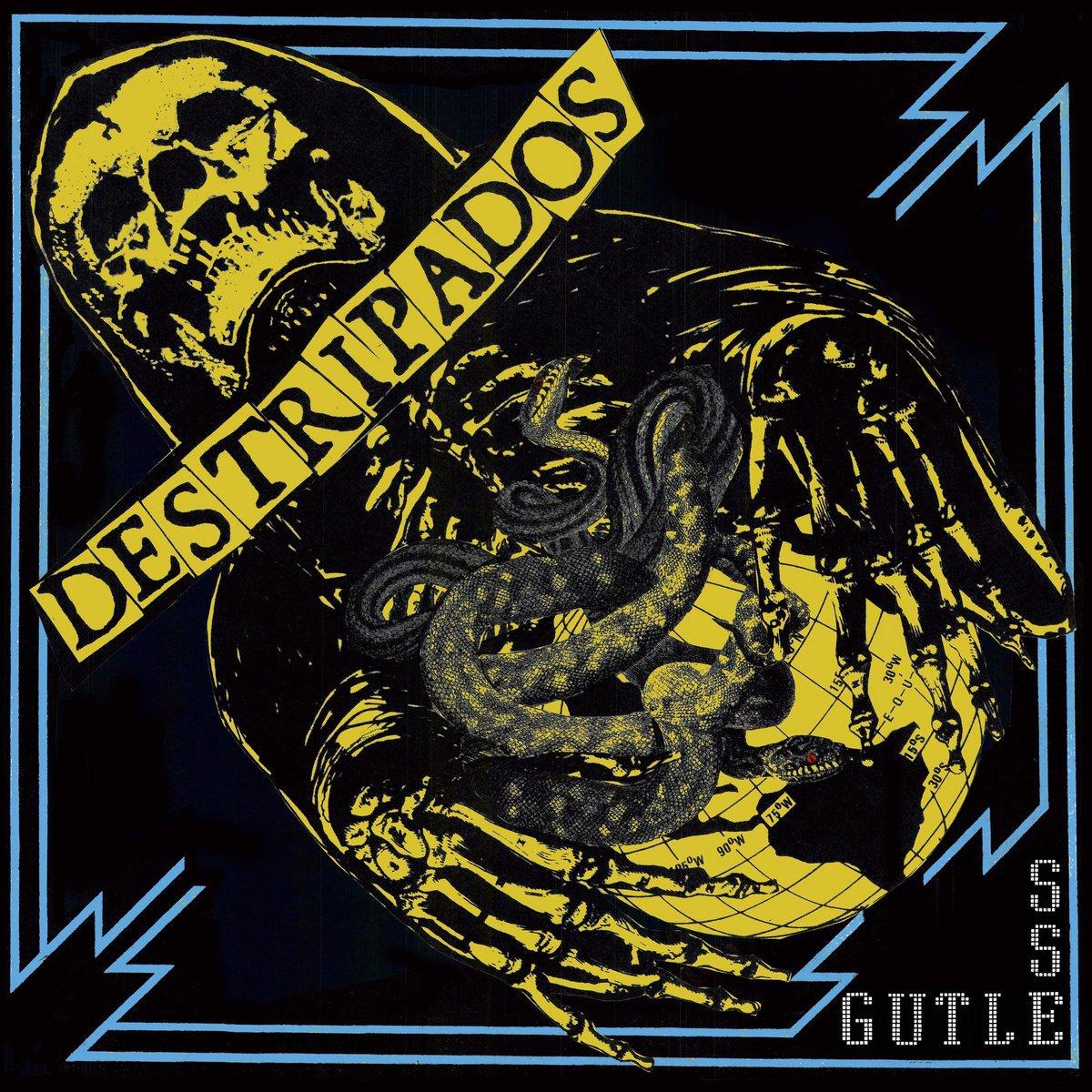 Image of DESTRIPADOS - Gutless LP
