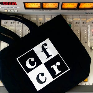 Image of CFCR Canvas Bag