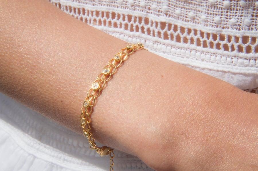 Image of Bracelet Isorine