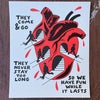 """""""While it Lasts"""" Risograph Print"""