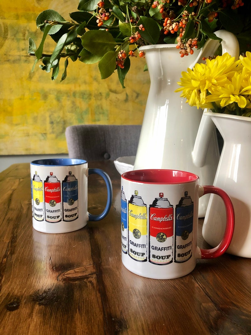Image of Graffiti Soup Mug