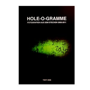 Image of Twit One - Hole-O-Gramme - Magazine (A.U.D.D.A. Books)