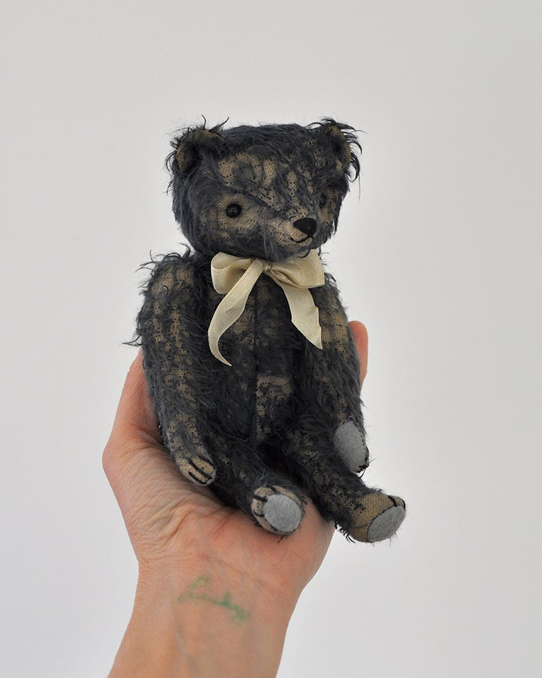 Image of old worn bear -Alastair-