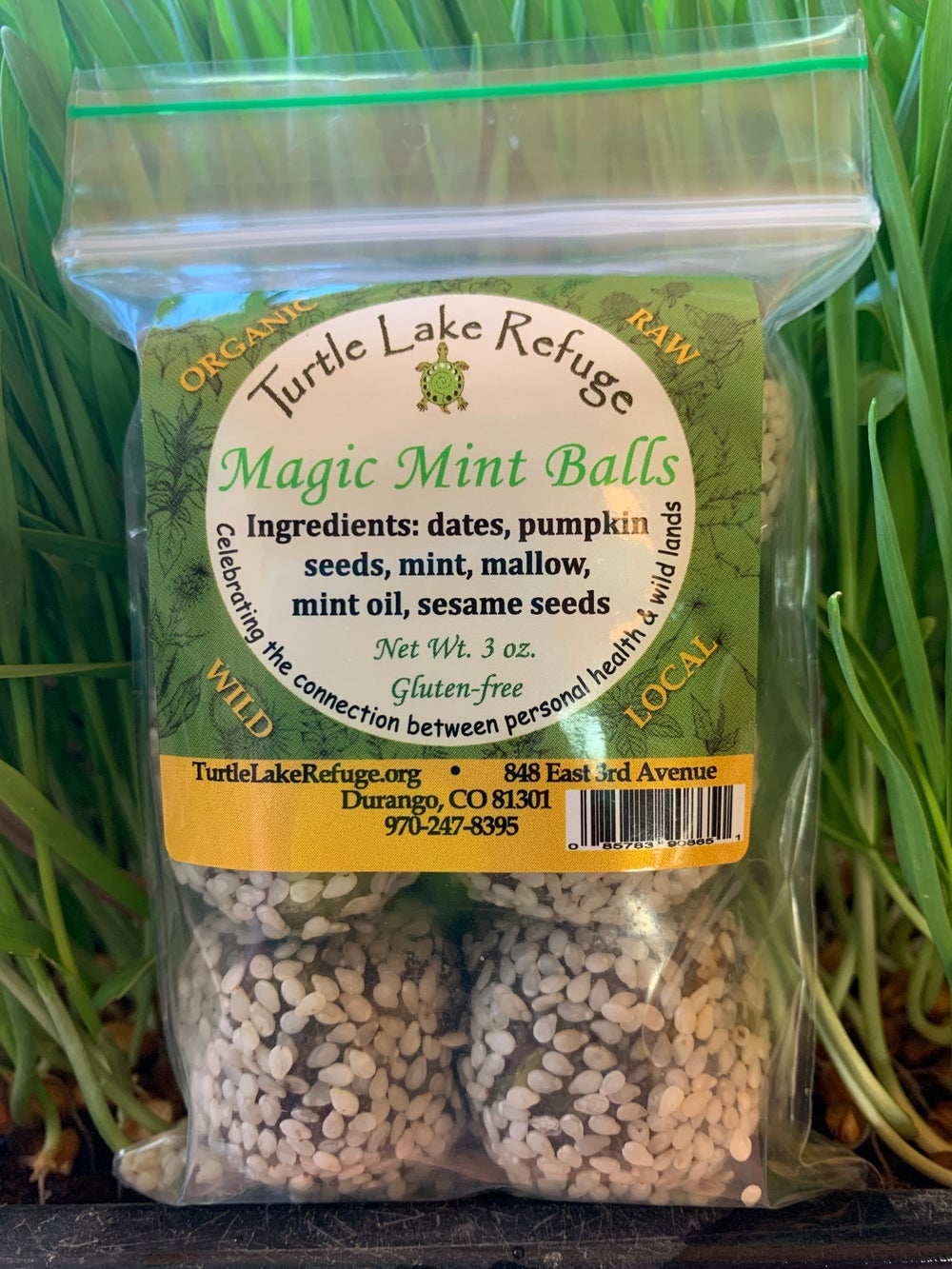 Magic Mint Balls