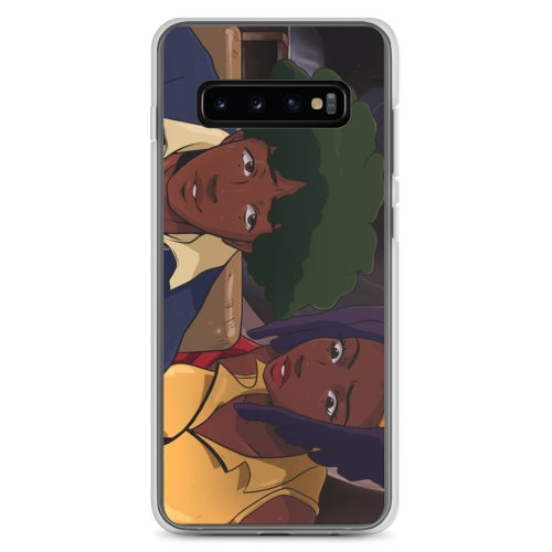 "Image of ""Spike and Faye"" Phone Case"
