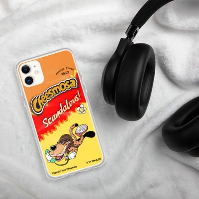 Image of Cheesmosa iPhone Case