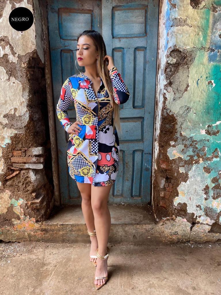 Image of Dress- (Vestido) Amalia