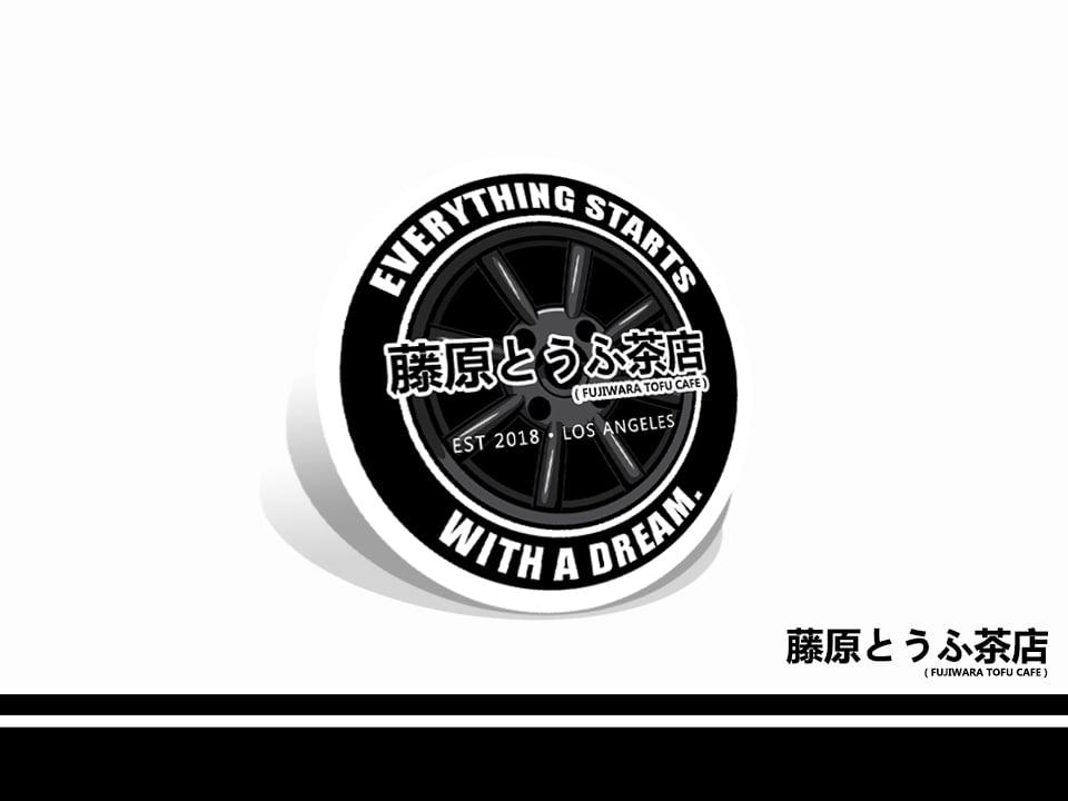 Image of Watanabe Die Cut Decal