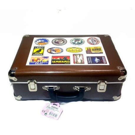 Image of Vintage style Suitcases