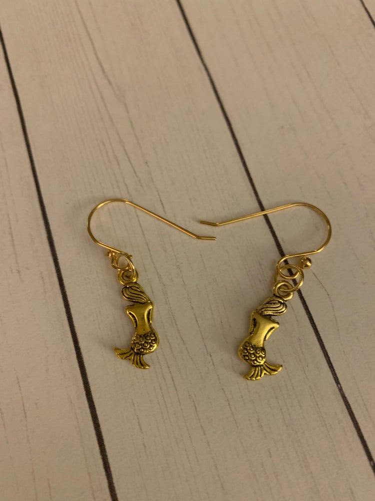 Image of Mermaid Vibes Collection - gold