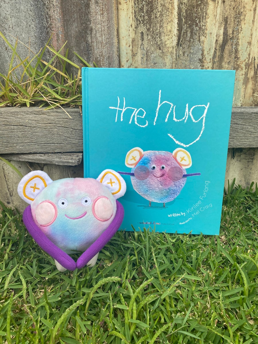 Image of The Hug Hardcover Book and Soft Toy Set