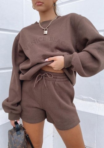 "Image of ""Venice"" Short & Sweater Set"