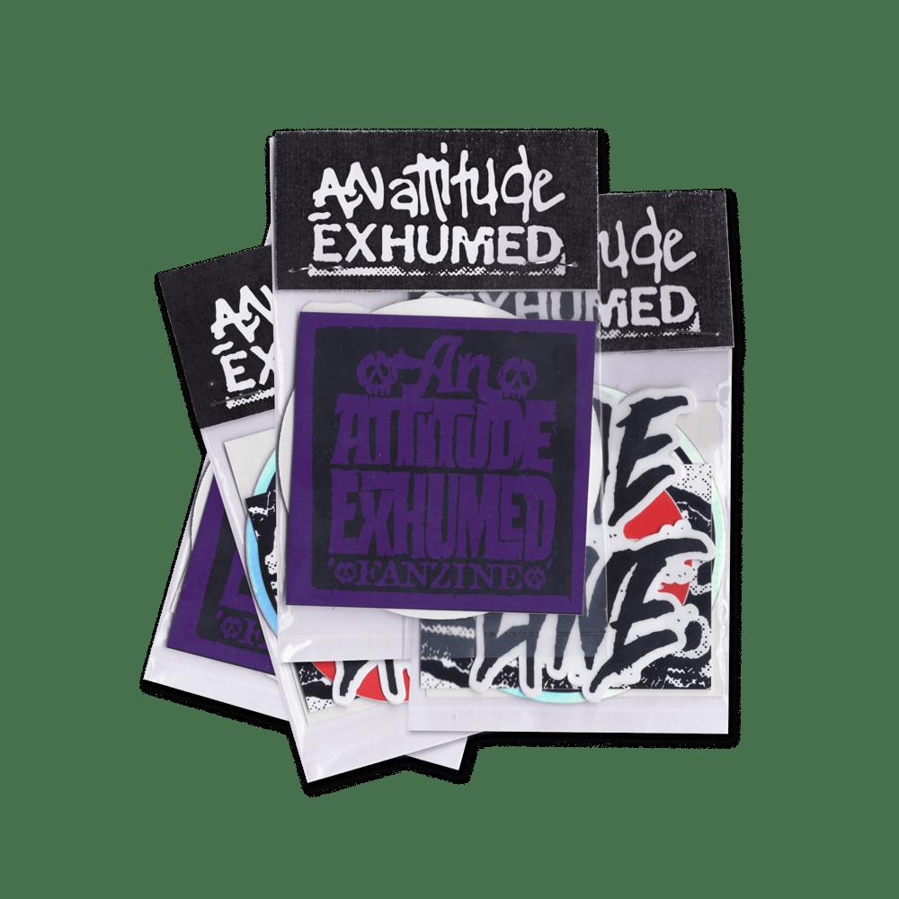 AAE Sticker Pack #1