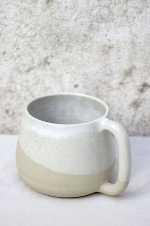 Image of Mug blanc (sur commande) - White mug (pre-order)