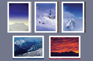 Image of PhotoVerbier 'Winter 5-Pack' SHIPPING INCL. UNTIL MAY 1st