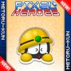 PIXEL HEROES - Metoru-kun