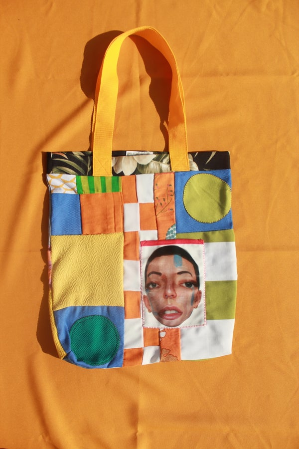 Image of Avocado: Rainbow Tote