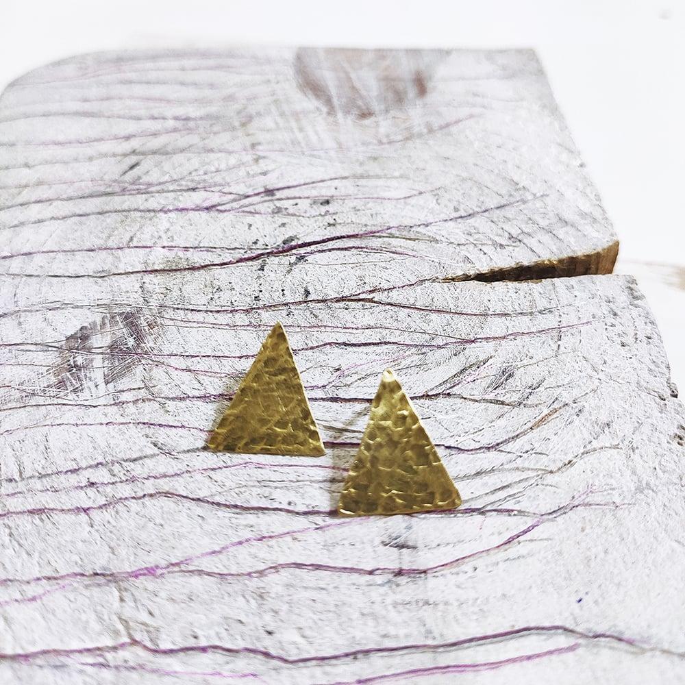 Image of Pendientes Nara Triángulo