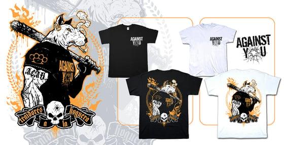 "Image of Camiseta ""traidores a la hoguera""/CD traidores"
